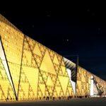 Grand Egyptian Museum als Tutanchamun-Tempel
