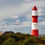 Alt, neu und elektrisch – Leuchttürme auf Borkum