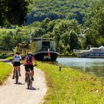 Radfahren und Wandern in Burgund-Franche-Comté