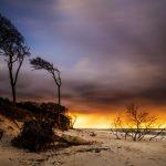 Lichtspiele zwischen Ostsee und Bodden
