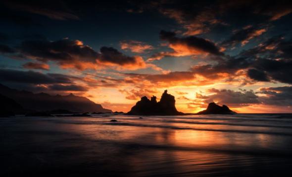 Kanarischen Inseln.