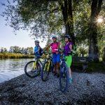 Baum-Touren per Rad im Chiemsee-Alpenland
