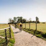 2.682 km Rad- und Wanderspaß in Südschweden