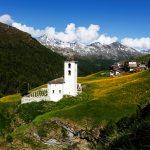 Graubünden: Murmeltierpfade und Säumerwege