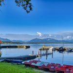 Entspannende Zeitinseln im Chiemsee-Alpenland