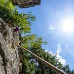 Hessigheimer Felsengärten – hart an der Kante