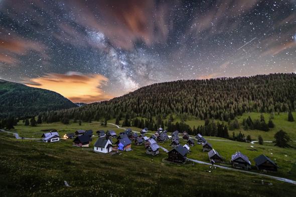 Karnische Milchstraße