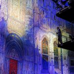 Asisi setzt Kathedrale von Monet in Rouen in Szene