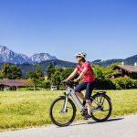 Rupertwinkel: (E-)Biken im Land vor den Bergen