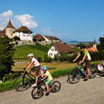 Radeln in der Schweiz: Immer schön am Fluss lang