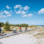 Neue Radwanderwege an Polens Ostsee