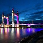 Spektakuläre Brücken-Bauten in Malaysia