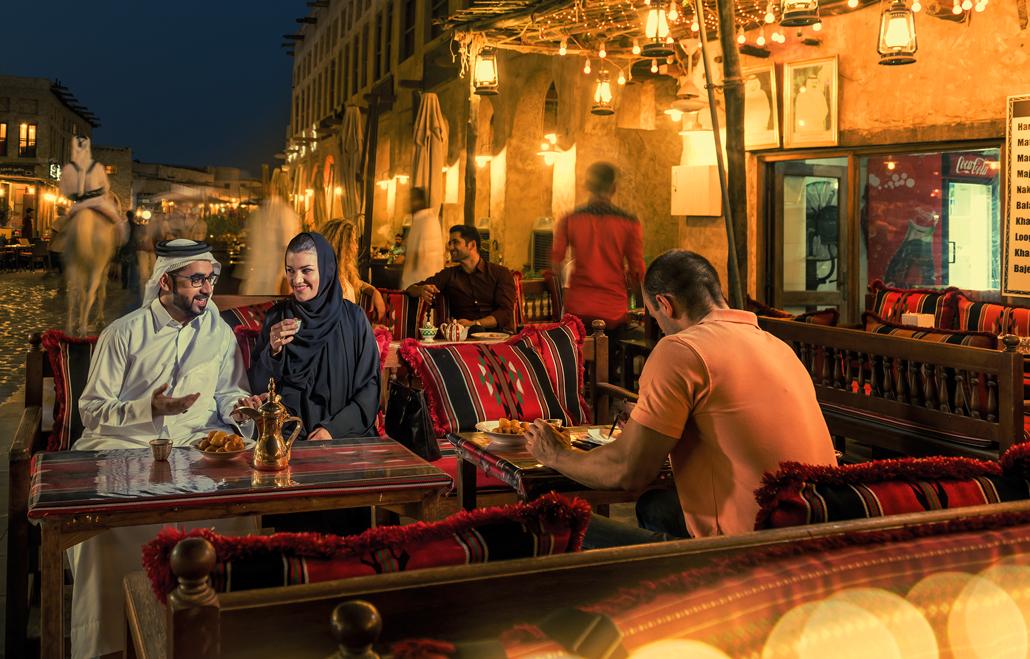 arabischen Kaffee