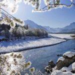 Winterliche Touren durch das Lechtal