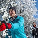 Sound des Winters im Bayerischen Wald