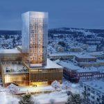 Sara Kulturhus – Holzgigant in Schweden