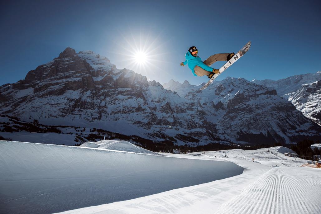 Jungfraubahnen