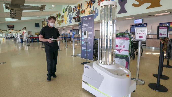 Desinfektionsroboter