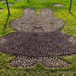 Miffy Mosaik zum Keukenhof-Jubiläum