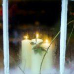 Fünf Kerzen und ein kühles Bad