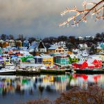 Weihnachtszauber in Nova Scotia