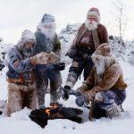 Weihnachtstrolle treiben ihr Unwesen