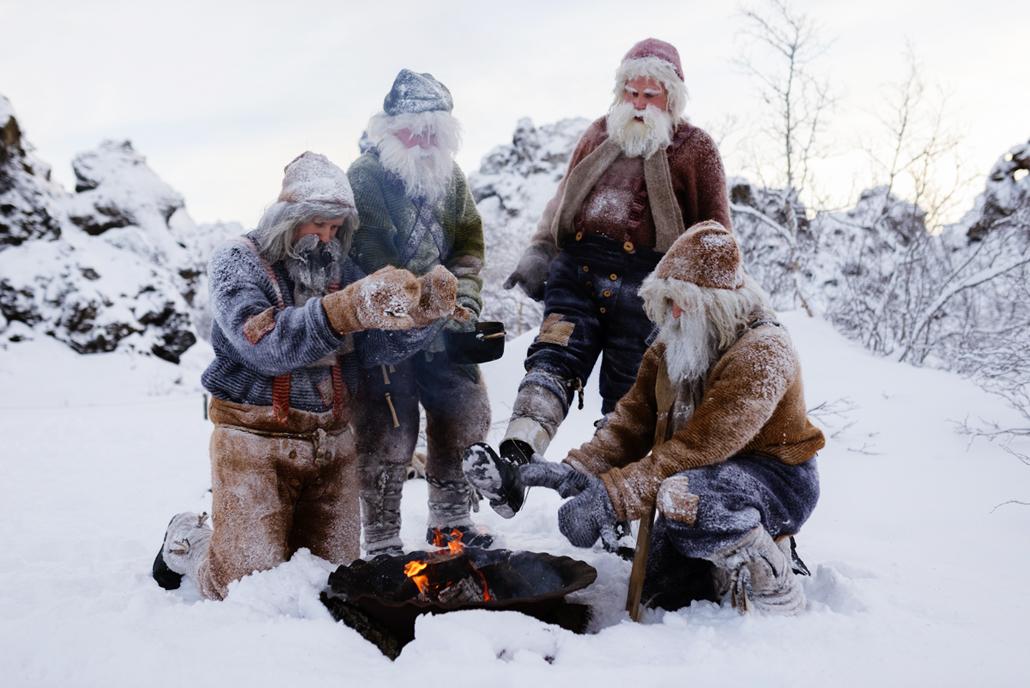 Weihnachtstrolle