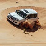 Offroad-Abenteuer in Abu Dhabis Wüste