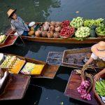 Bangkok wird zur grünen Metropole