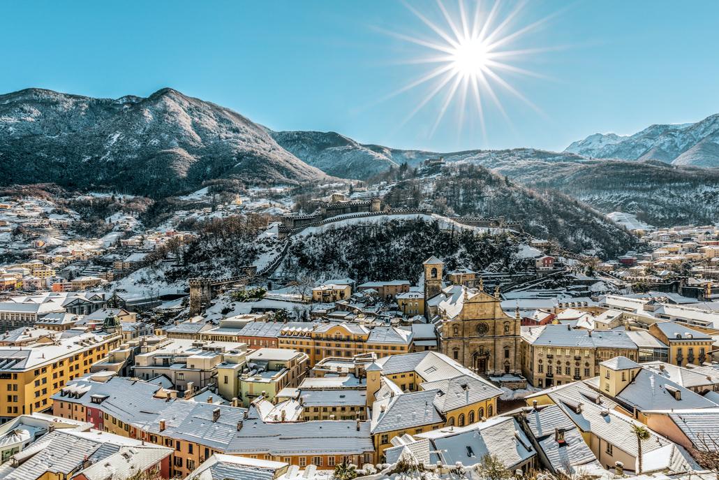 Schweizer Städte