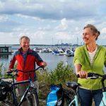 Radtourenplaner für das Lausitzer Seenland