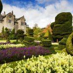 Garten-Kunst und Pflanzpracht in England