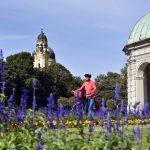 83 Kilometer Fahrspaß: Der München-Augsburg-Radweg