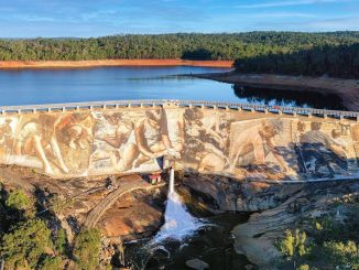 Wellington Dam