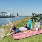 Sightseeing durch Köln auf neuen Rad-Entdeckertouren
