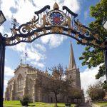 Auf den Spuren von St. Columban durch Londonderry