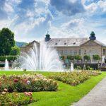 Ganz rosige Aussichten in Bad Kissingen