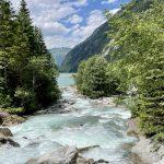 Neuer Wasserfallweg im Stilluptal