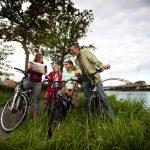Flandern eröffnet neun Ikonen-Radwege