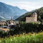 Digital gesteuert über den Tiroler Burgenweg