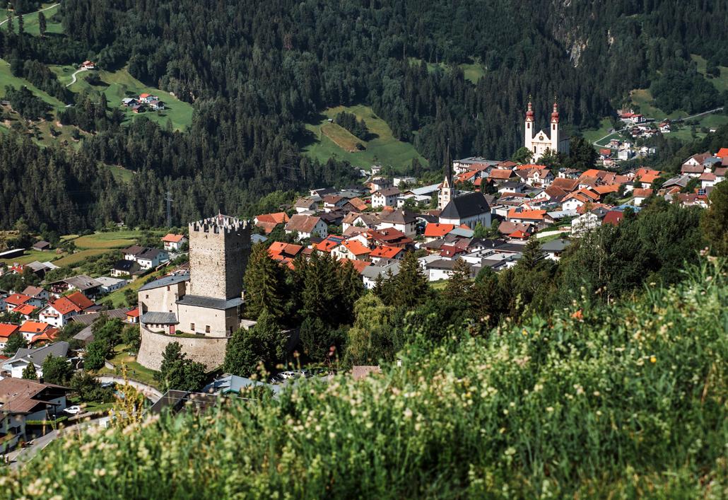 Tiroler Burgenweg