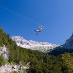 Adrenalinreiche Outdoor-Erlebnisse in Slowenien