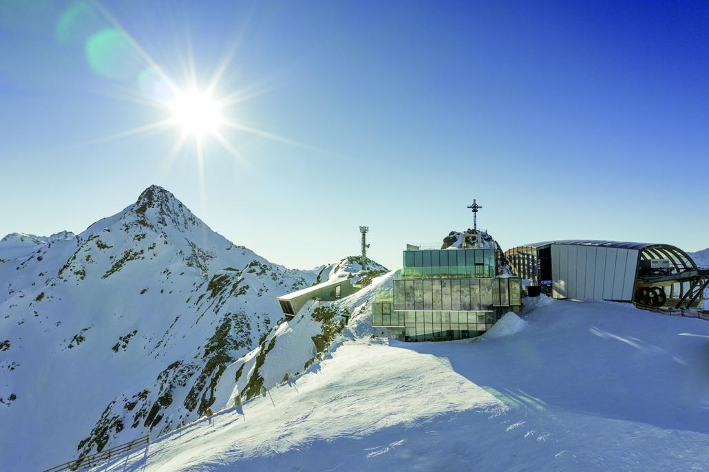 Tiroler Gletscher